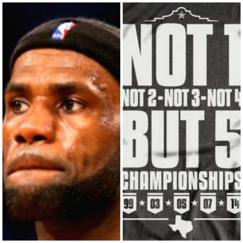lebron james, spurs,