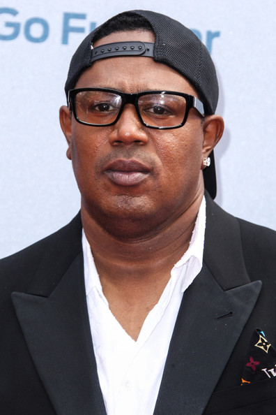 Rapper Master P is 45 today