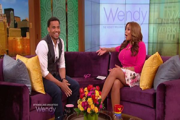 michael ealy, wendy williams,