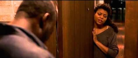 "Idris Elba and Taraji P. Henson in ""No Good Deed"""