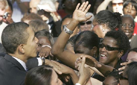 obama & black women