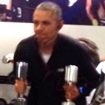 Secret Service Isn't Sweating Obama's Leaked Gym Video