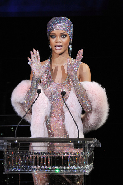 rihanna cfda award speech