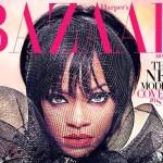 Rihanna Covers Up for Harper's Bazaar Arabia Cover Shoot (Pics)