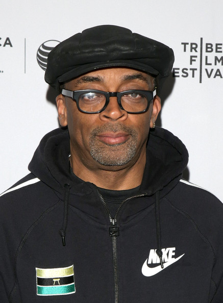 """Executive Producer Spike Lee attends the """"Manos Sucias"""" Premiere during the 2014 Tribeca Film Festival at Chelsea Bow Tie Cinemas on April 17, 2014 in New York City"""