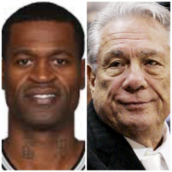 stephen jackson, donald sterling