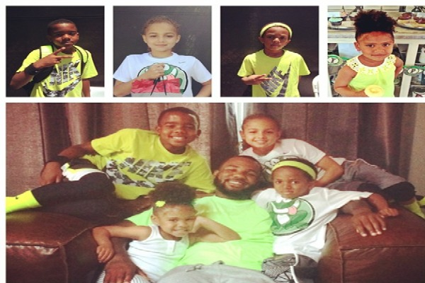 the game and family