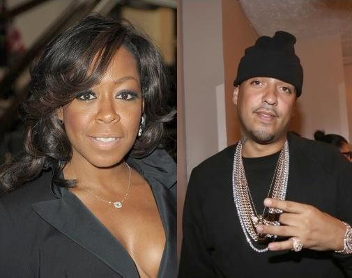 tichina arnold & french montana