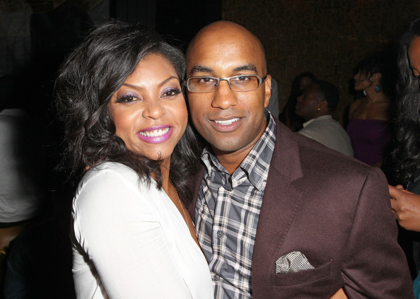 Actress Taraji P. Henson and Director Tim Story attend the after party of Screen Gems' 'Think Like A Man Too' at 1 OAK on June 9, 2014 in Hollywood, California