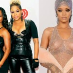 TLC Isn't Interested in Beefing with Rihanna on Twitter (Watch)