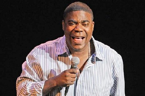 tracy morgan (with mic)