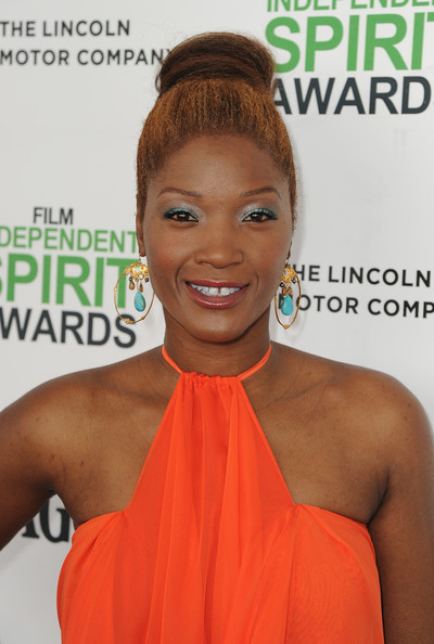 Actress Yolonda Ross attends the 2014 Film Independent Spirit Awards at Santa Monica Beach on March 1, 2014 in Santa Monica, California
