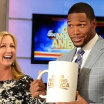 Michael Strahan Having Trouble Connecting with 'GMA' Co-Hosts?