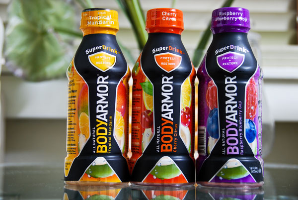 Is Body Armor Super Drink Good For You