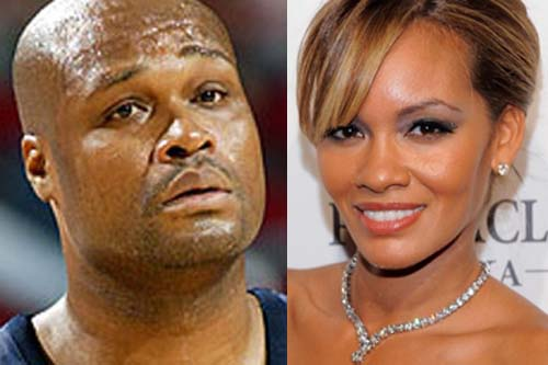 Antoine Walker and evelyn lozada