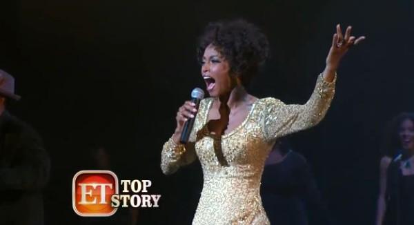 BTS Whitney Houston biopic Yaya Dacosta 2