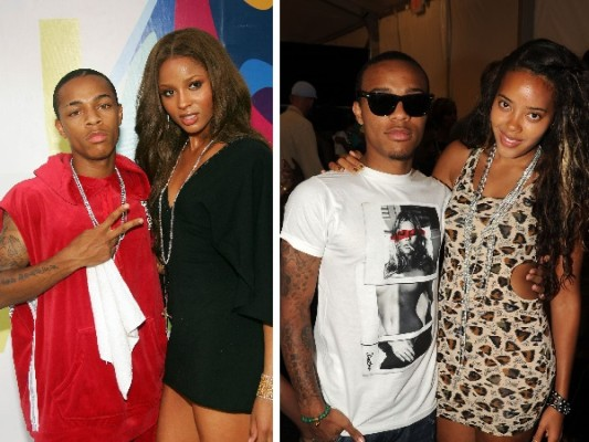 """is bow wow and angela simmons dating Bow wow, who famously dated both ciara and angela simmons, then added his  two cents about online dating """"everyone out there internet."""