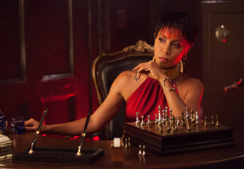 "Jada Pinkett Smith as Fish Mooney in Fox's ""Gotham"""