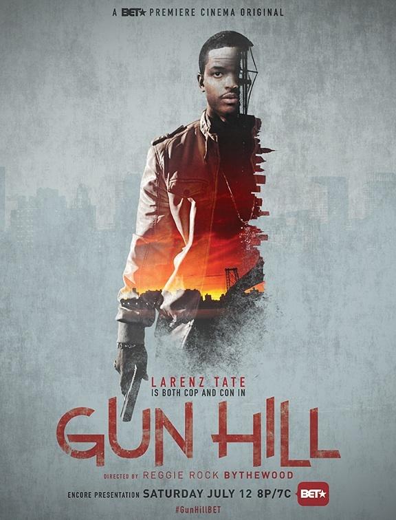 Gun Hill Encore Poster