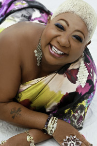 Luenell (Think Like a Man Too) stars in School Dance directed by Nick Cannon. (Photo credit: Steven Littles)