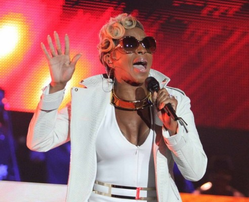 Mary J Blige 2014 Essence Festival