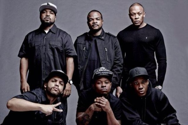 NWA biopic cast