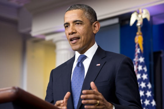 President Obama issues a statement regarding the Civil Rights Act of 1964