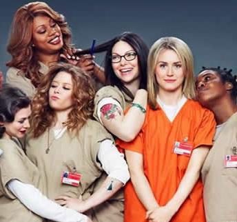 Cast of 'Orange is the New Black'