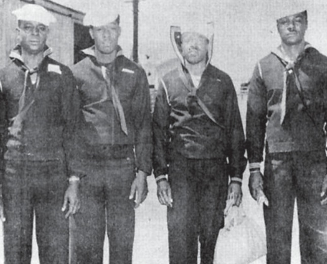 The Black Hollywood Education and Resource Center remembers Port Chicago 70 years later- Men of Valor