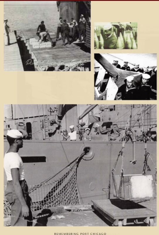 BHERC.org presents a special photo tribute to the sailors of the Port Chicago tragedy of 1944