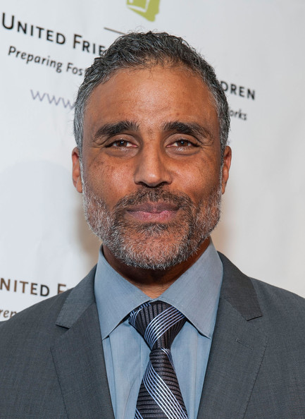 Basketball player-turned-actor Rick Fox is 45 today