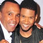 Sugar Ray Leonard Puts Stamp of Approval On Usher Playing Him in 'Hands of Stone'