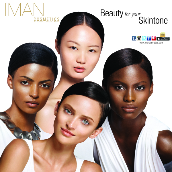 IMAN Cosmetics joins supporters of the Women's Theatre Festival of Memphis 2014