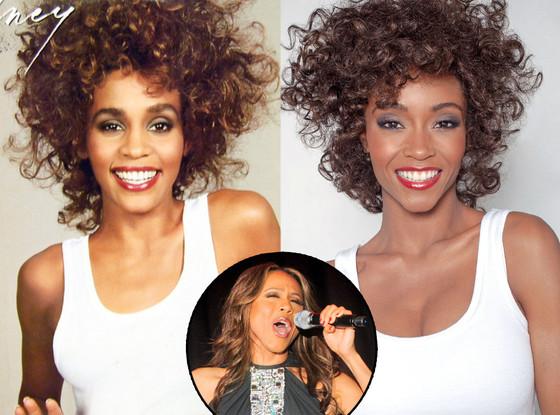 Whitney Houston, Yaya DaCosta