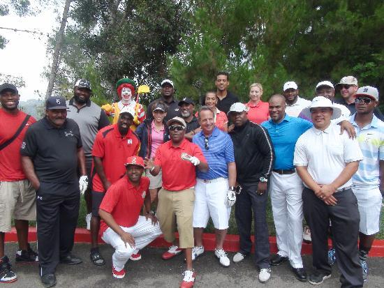 alex thomas - golf outing buddies
