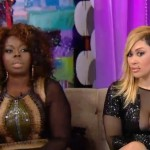 Angie Stone Storms Out of 'R&B Divas' Reunion Show (Clips)