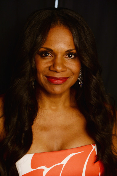 Actress Audra McDonald attends the 68th Annual Tony Awards at Radio City Music Hall on June 8, 2014 in New York City