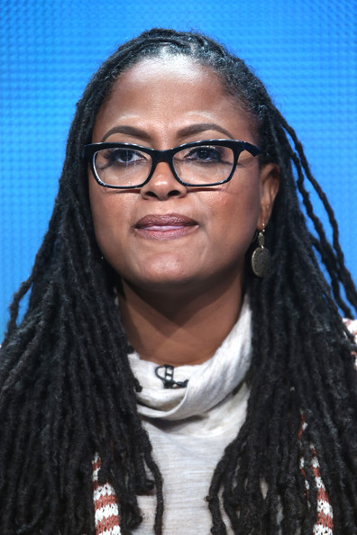 "Filmmaker Ava DuVernay speaks onstage during the Makers: ""Women in Hollywood"" and Women in Politics"" panel at the PBS Networks portion of the 2014 Summer Television Critics Association at The Beverly Hilton Hotel on July 22, 2014 in Beverly Hills, California"