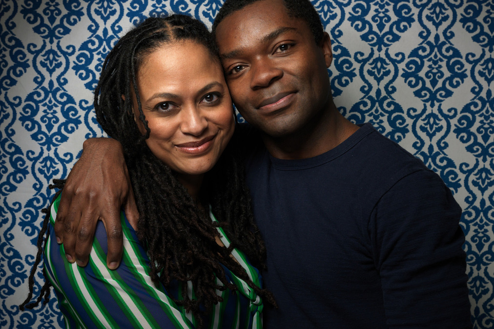 Ava Duvernay and David Oyowelo