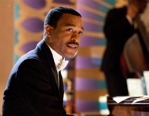 """Chewitel Ejiofor in the Starz miniseries """"Dancing on the Edge"""""""