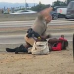 CHP Trying to Discredit Man who Recorded Officer Beating Black Woman (Listen)