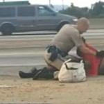 Petition: Prosecute CHP Officer Caught on Tape Beating Woman