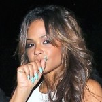 Christina Milian and Lil Wayne Leave BET Afterparty Together (Watch)