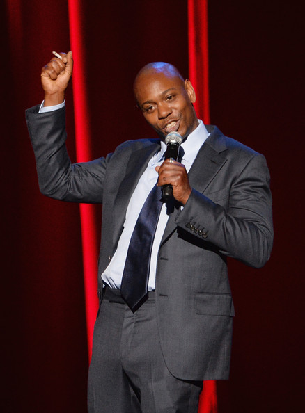 Comedian/actor Dave Chappelle performs at Radio City Music Hall on June 19, 2014 in New York City