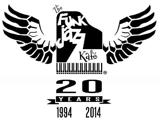 funk jazz kafe - logo
