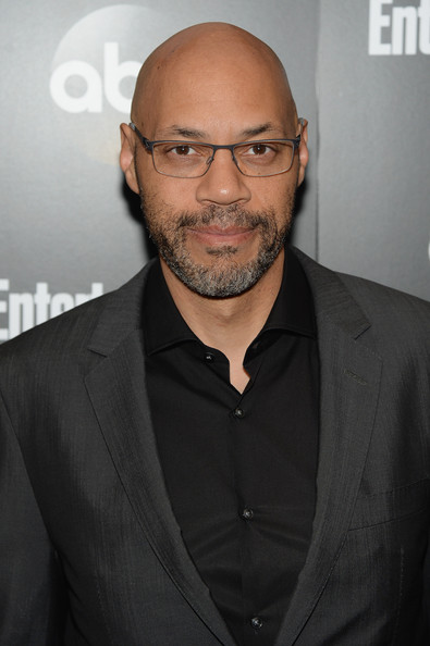 John Ridley attends the Entertainment Weekly & ABC Upfronts Party at Toro on May 13, 2014 in New York City