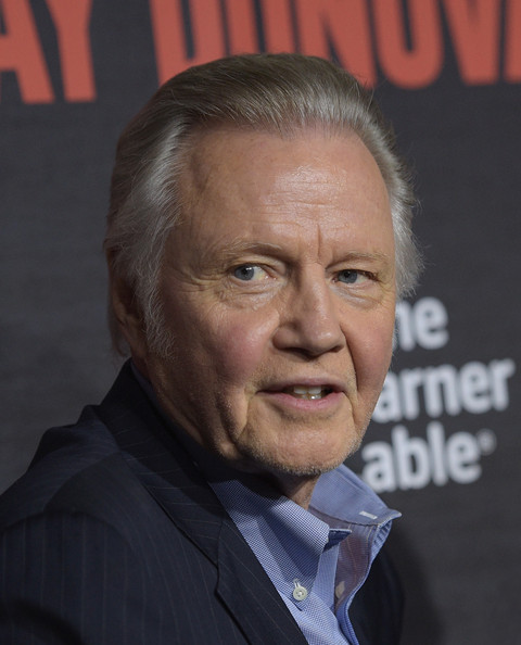 Actor Jon Voight attends the Season 2 Premiere Of Showtime's 'Ray Donovan' at Nobu Malibu on July 9, 2014 in Malibu, California