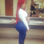 K. Michelle Defends Her Fake Butt; Shows It Off on Tour (Look)