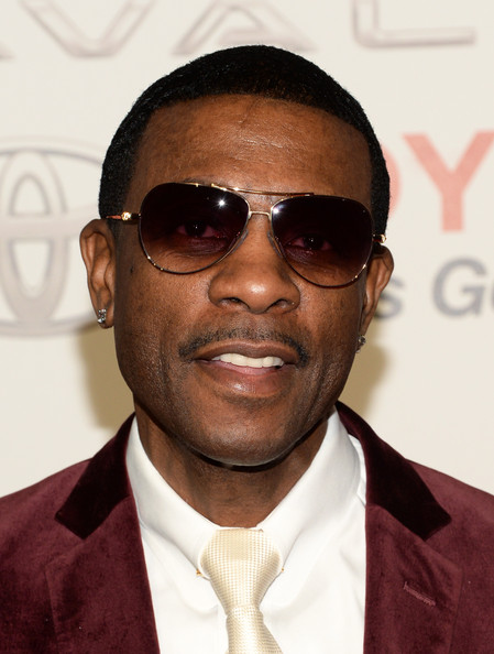 Singer Keith Sweat is 53 today