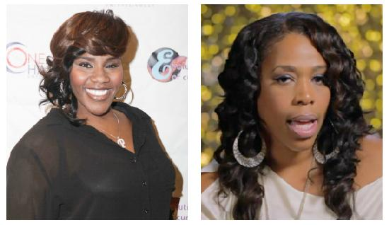 kelly price & nicci gilbert